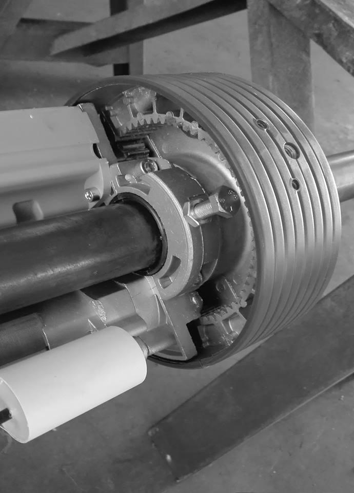 riparazione motore per serrande in provincia di Salerno